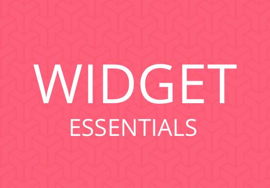 Dojo Widgets: The Essentials