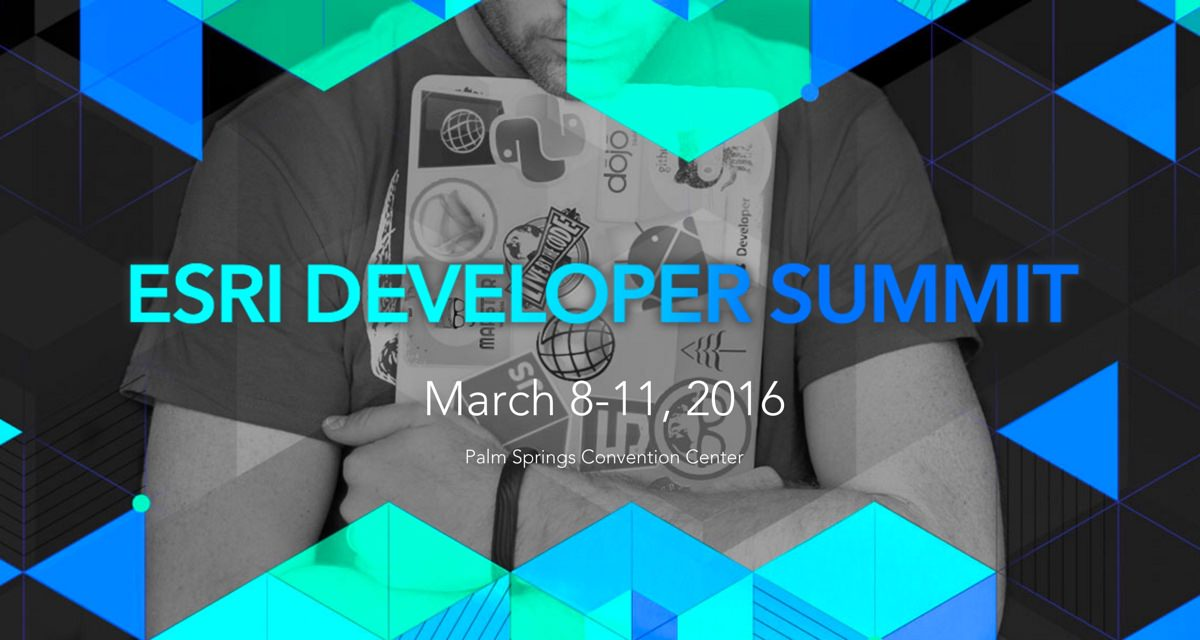 Esri Dev Summit
