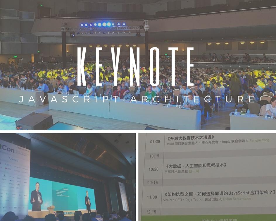 Keynote - Dojo Toolkit