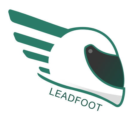 Leadfoot Logo