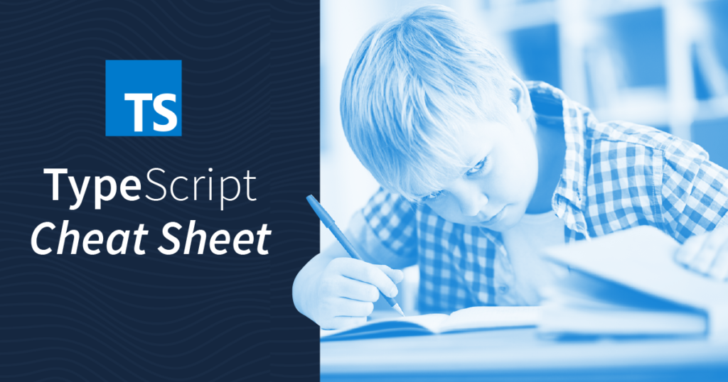 TypeScript 4.0 Cheat Sheet