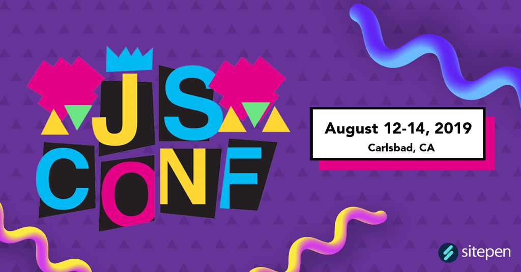 JSConf US 2019: Pushing JavaScript Beyond the Browser