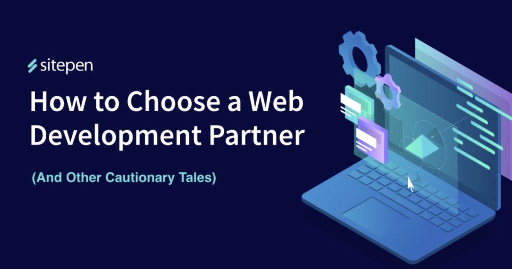 How to Choose A Web Development Partner