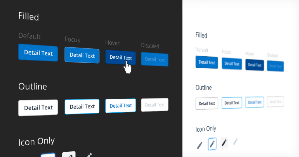 Vetting a UI Component Library