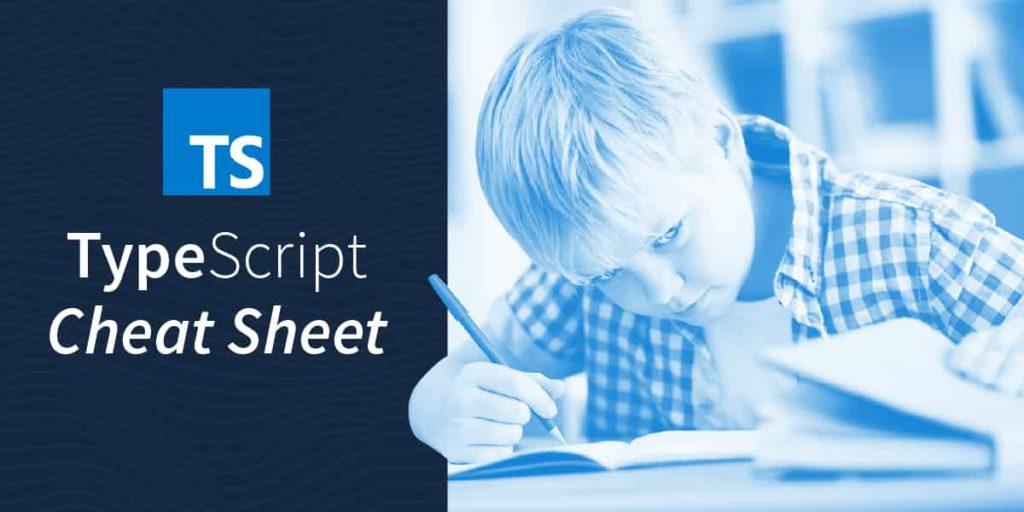 TypeScript 4.3 Cheat Sheet
